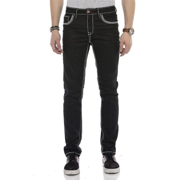 Cipo & Baxx Herren Jeans CD 553 Hose Regular Fit...