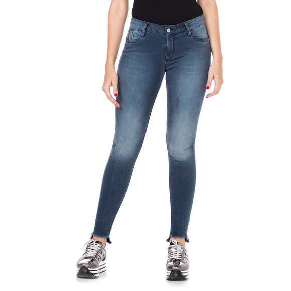 Cipo & Baxx WD355 Damenjeans Frauenjeans Damenhose