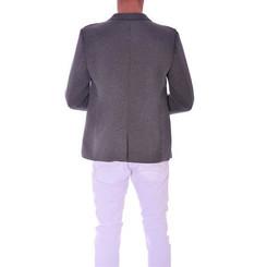 Cipo & Baxx Herren Sakko Jacket grau grey CJ108