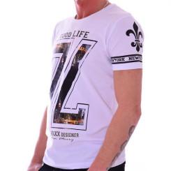 Cipo & Baxx Herren Oberteil Hemd Polo T-Shirt CT214 M