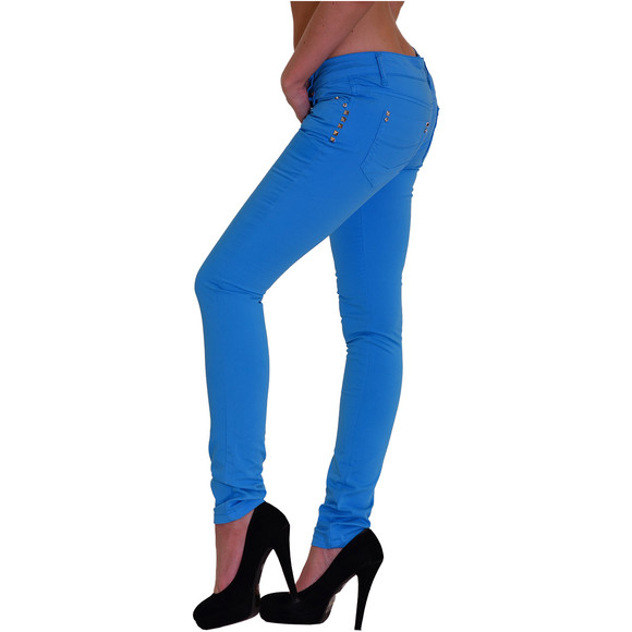 Redbridge Damen Chino Hose BLAU RBW 3009 W30 L34