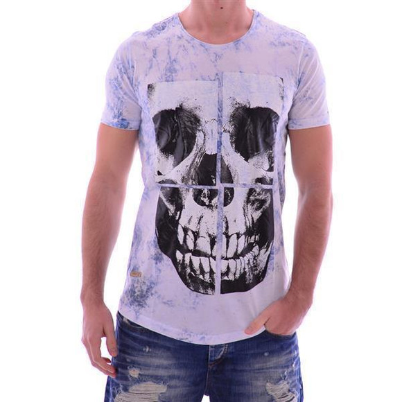 Redbridge by Cipo & Baxx Herren Oberteil T-Shirt  M1097...