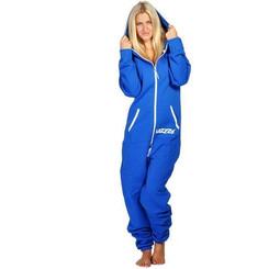Lazzzy ® Ocean Blue Jumpsuit Onesie Overall