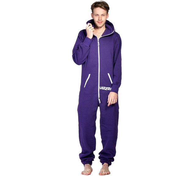 Lazzzy ® Purple Jumpsuit Onesie Overall