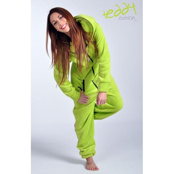 Lazzzy ® Limet Green Teddy