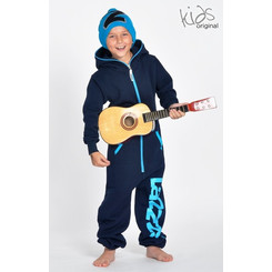 Lazzzy ® Dark Blue Kids Jumpsuit Onesie Overall