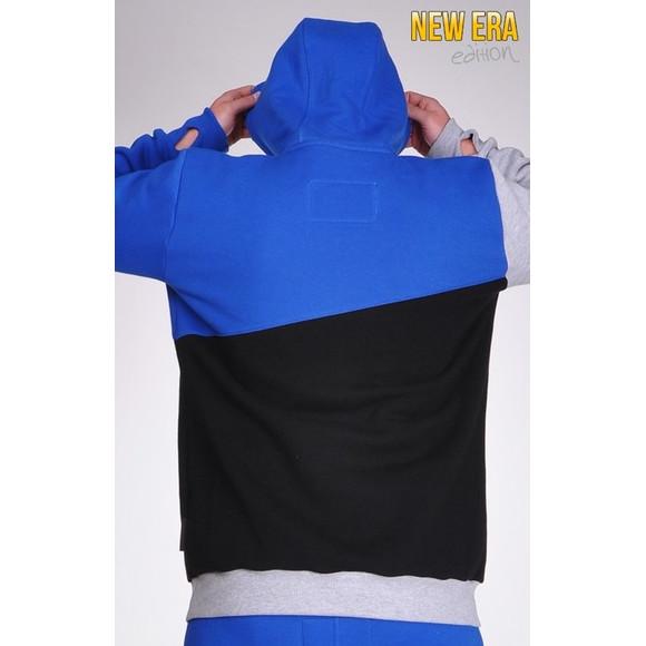 Lazzzy ® NEW ERA - Sweatshirt Blue