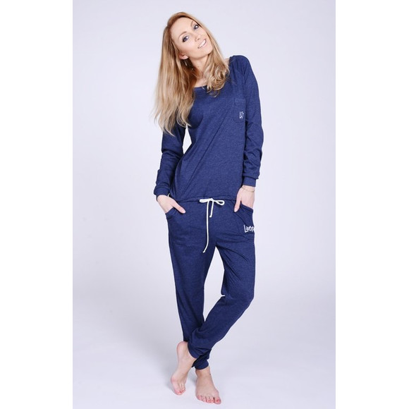 Lazzzy ® SUMMY Jeans Blue blau Jumpsuit Onesie Overall
