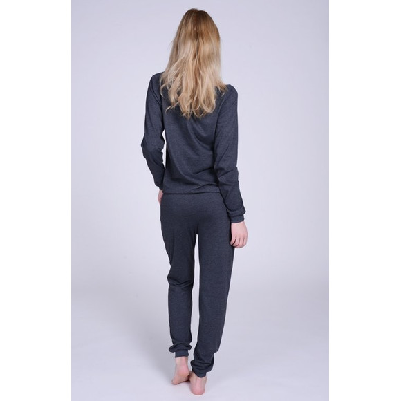 Lazzzy ® SUMMY Graphite Grey grau Jumpsuit Onesie Overall