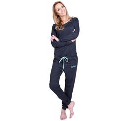 Lazzzy ® SUMMY Graphite Grey grau Jumpsuit Onesie Overall