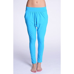 Lazzzy ® COMFY Pants türkis Torquoise Pink