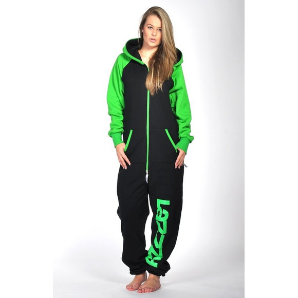 Lazzzy ® DUO Black / Green L