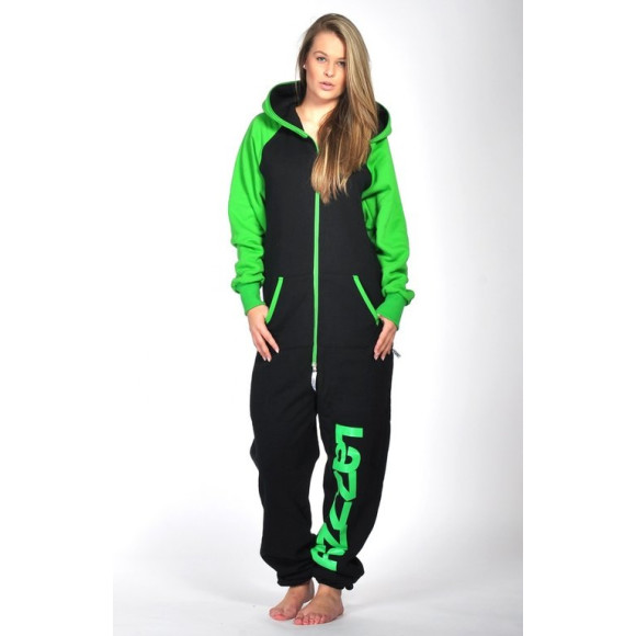Lazzzy ® DUO Black / Green S