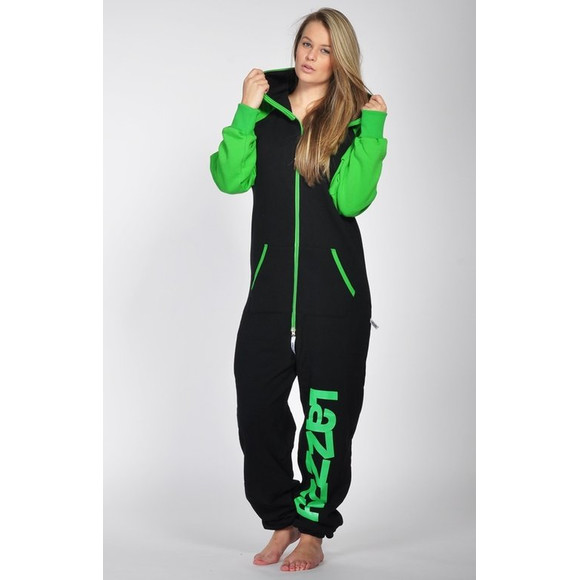 Lazzzy ® DUO Black / Green XL