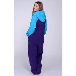 Lazzzy ® DUO Purple / Torquoise S