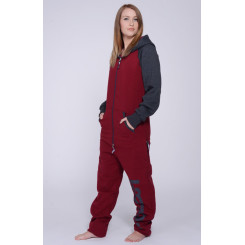 Lazzzy ® DUO Claret red / Graphite XS
