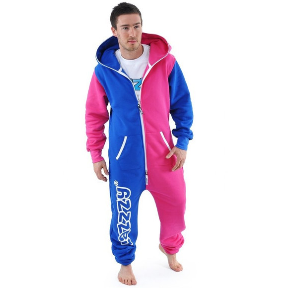 Lazzzy ® Blue / Pink M