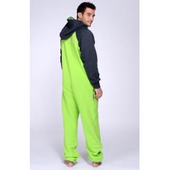 Lazzzy ® DUO Graphite / Green S