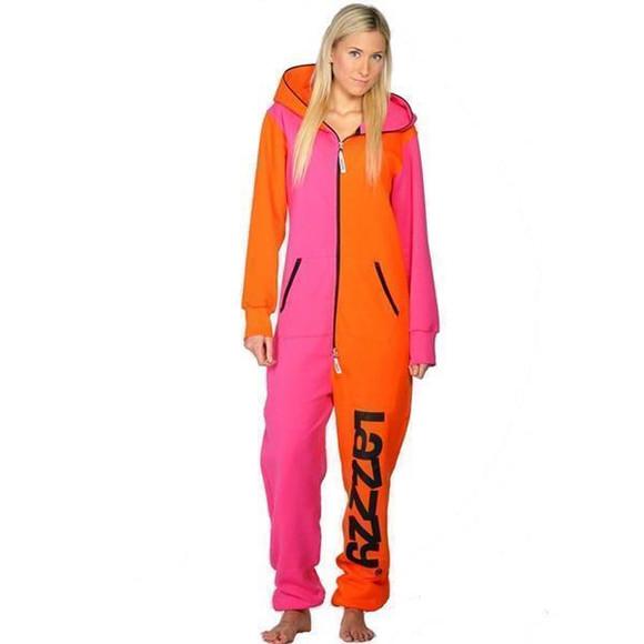 Lazzzy ® Pink / Orange M