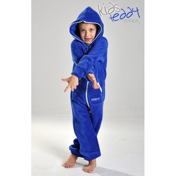 Lazzzy ® Royal Blue Teddy Kids S