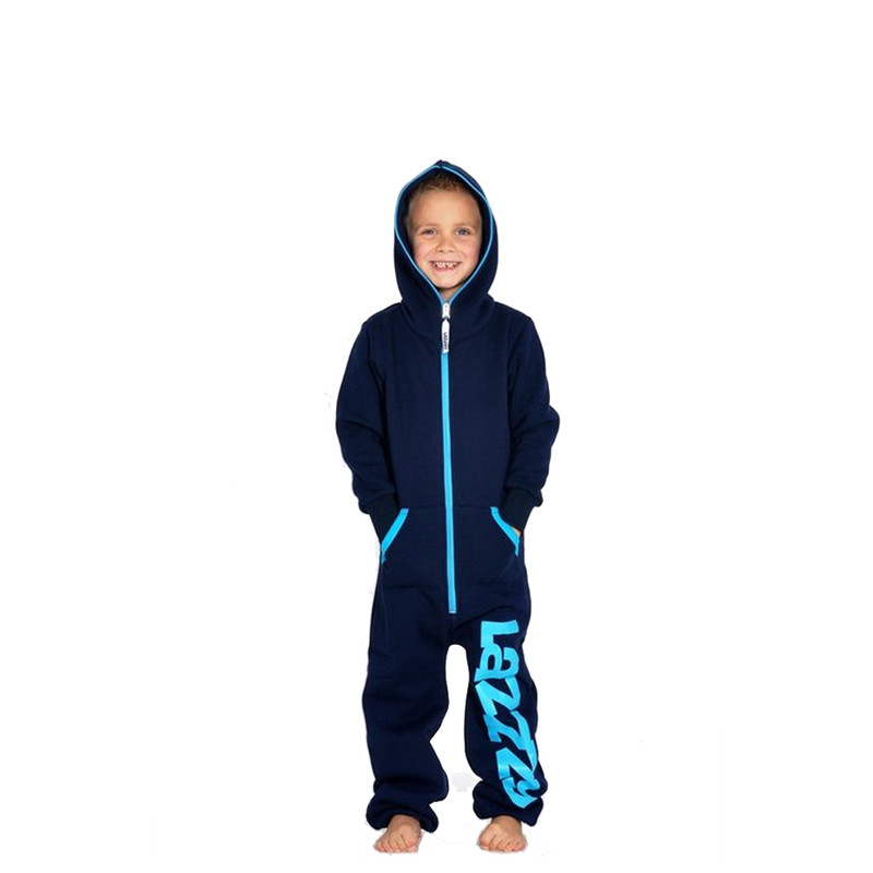Lazzzy ® Dark Blue Kids XS