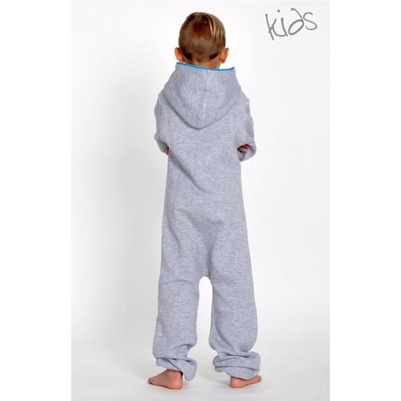 Lazzzy ® Metal Grey Kids XS