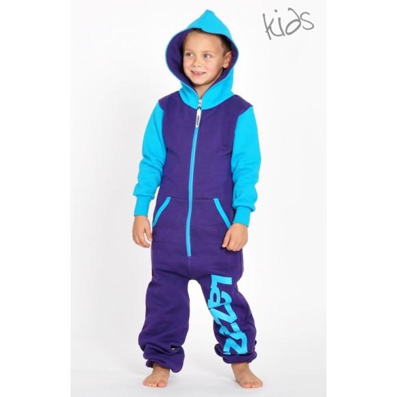 Lazzzy ® Purple Torquoise Kids XS