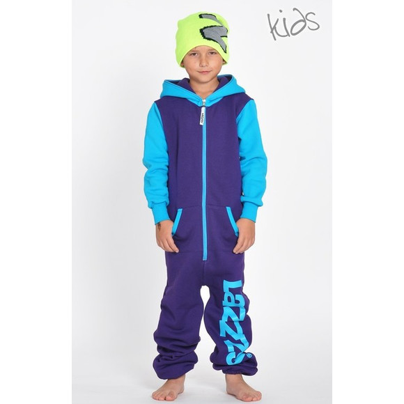 Lazzzy ® Purple Torquoise Kids XS