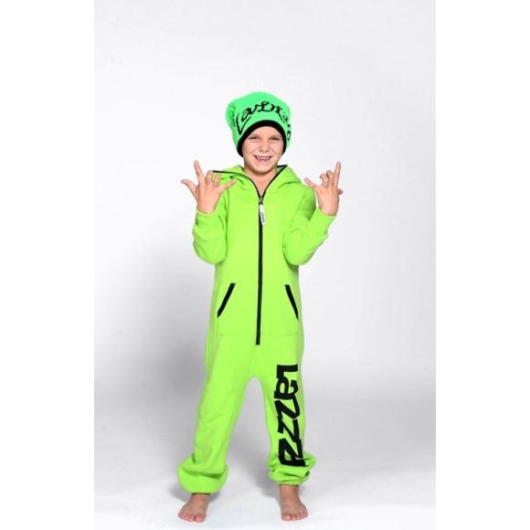 Lazzzy ® Acid Green Kids XS