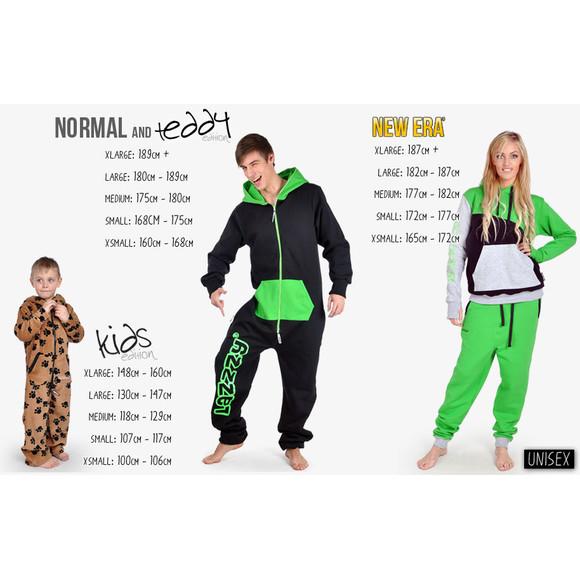 Lazzzy ® Limet Green Teddy Kids XS