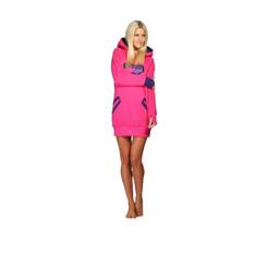 Lazzzy ® ZET Sweat - Hoodie Sweatshirt Pink XS