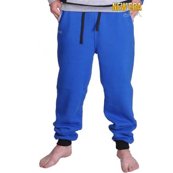 Lazzzy ® NEW ERA - Sweatpants Blue M