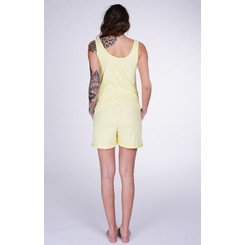 Lazzzy ® Light Yellow SUMMY Short L