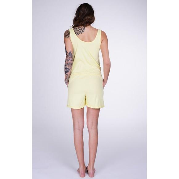Lazzzy ® Light Yellow SUMMY Short XS