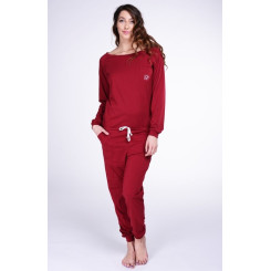 Lazzzy ® SUMMY Claret Red L