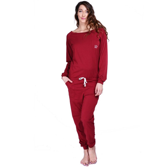 Lazzzy ® SUMMY Claret Red S