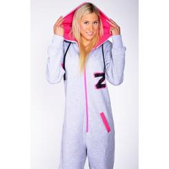 Lazzzy ® Fashion Grey/Pink XS