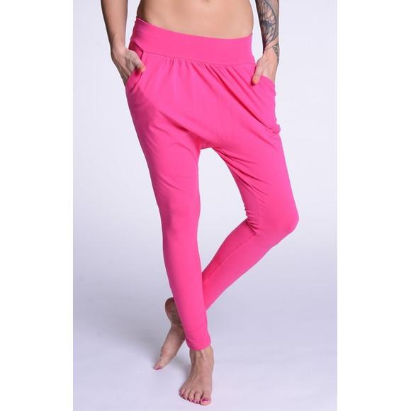 Lazzzy ® COMFY Pants - Pink / Purple M