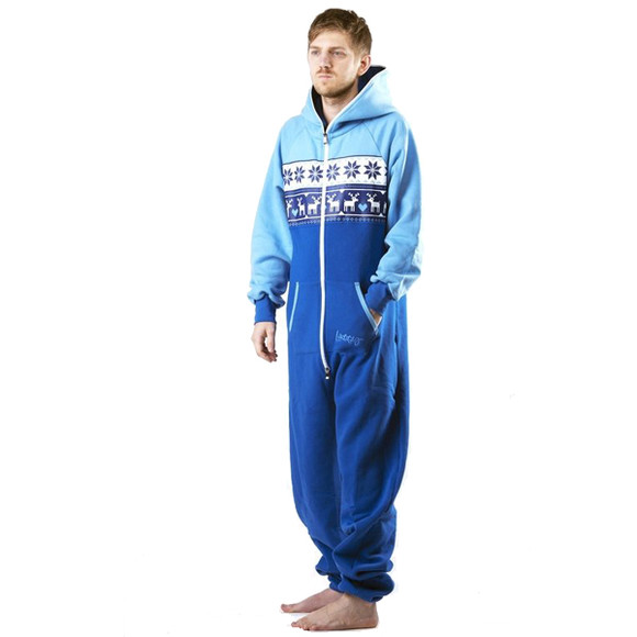 Lazzzy ® LIMITED Jelen Blue S