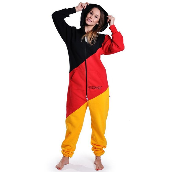 Lazzzy ® LIMITED Germany tricolor S