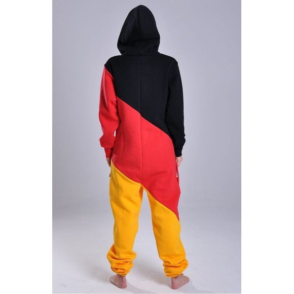 Lazzzy ® LIMITED Germany tricolor XS