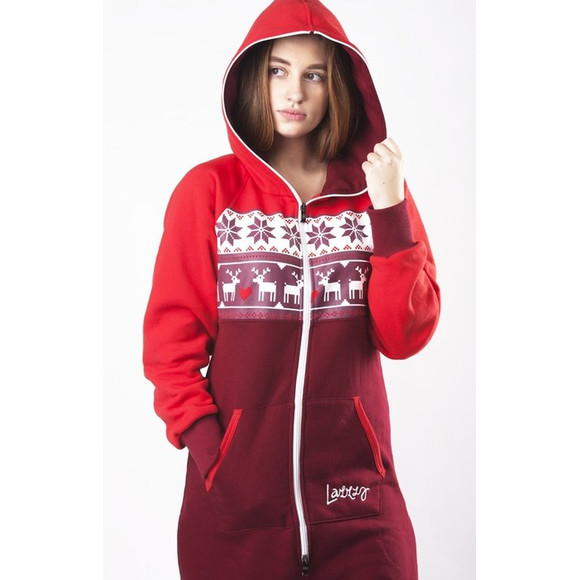 Lazzzy ® LIMITED Jelen Red L