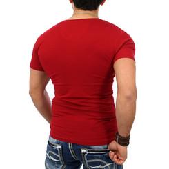 Reslad T-Shirt V-Neck Uni RS-5052