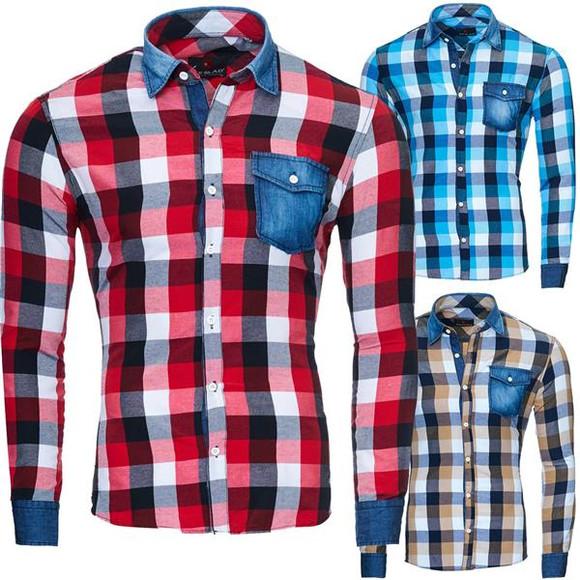 de2e972ffc28 Hemden - Angesagte Streetwear für Herren und Damen kaufen