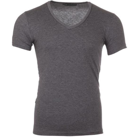 Reslad T-Shirt V-Neck Uni RS-5052 Anthrazit 17100 XL