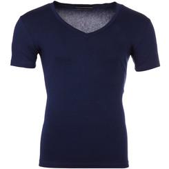 Reslad T-Shirt V-Neck Uni RS-5052 Navyblau 17100 S