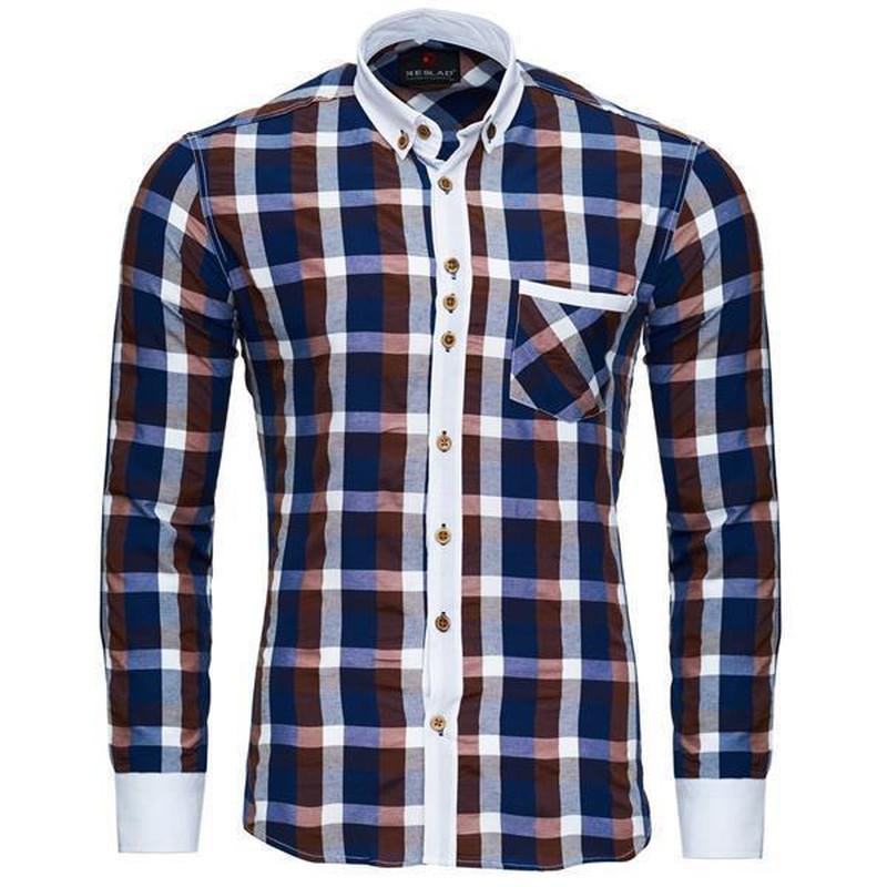 Business Hemden Mit Muster Online Kaufen P C Online Shop 12