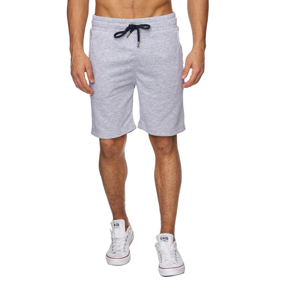 Reslad Sweat-Shorts Herren Basic Sport Freizeit Kurze...