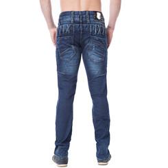 Cipo & Baxx C 1180 Herren Men Jeans Hose Denim dark blue dunkel blau dunkelblau