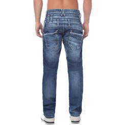 Cipo & Baxx Herren Denim Jeans C-1199 W29 L32